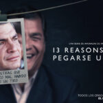 13 Reasons Why - Rafael Correa se pega un tiro